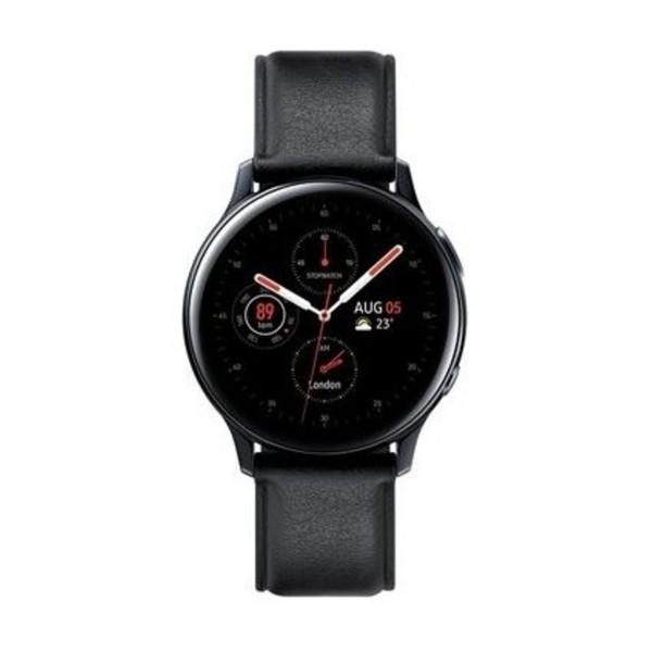 Samsung Galaxy Watch Active2 40mm Paslanmaz Çelik Gümüş-SM-R830NSSATUR