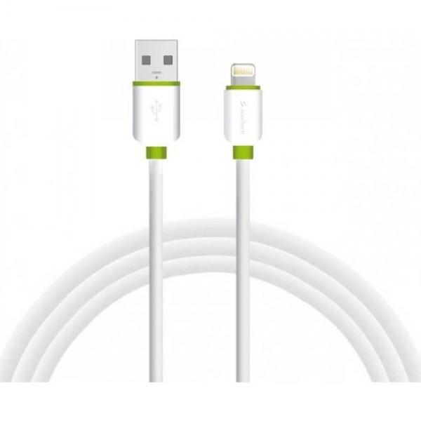 Soultech 2.0 A Apple Lightning Comfort Data Şarj Kablosu