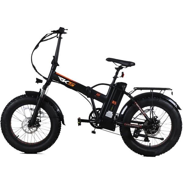 Soultech RKS-RSIII Pro Elektrikli Katlanır Bisiklet