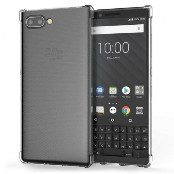 Casefree BlackBerry Key2 LE Şeffaf Kılıf