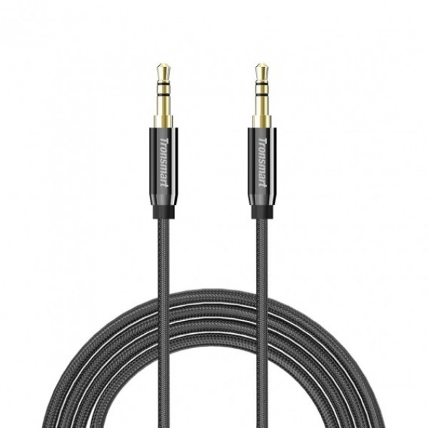 Tronsmart SC301 1.2mt 3.5mm Premium Stereo AUX Audio Cable